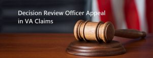 Decision Review Officer Hearings