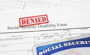 Common Reasons for SSDI Denial